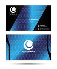 Business cards. Vector