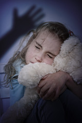 domestic violence - battered child
