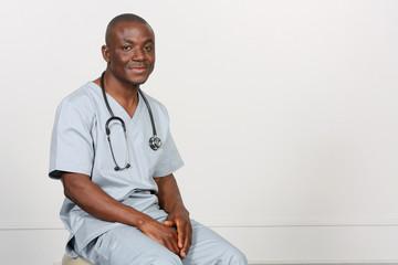 Portrait Doctor African American