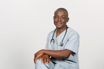 Doctor African American
