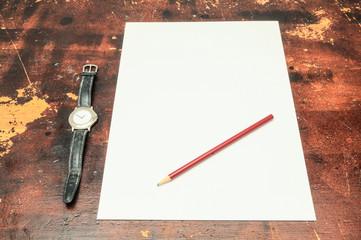Exams Time Concept