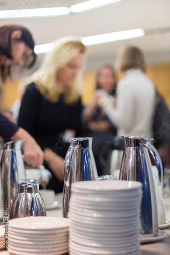 Coffee break at business meeting - 74519222