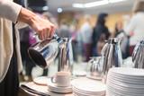 Coffee break at business meeting - 74519611
