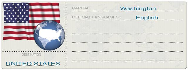 Ticket Stati Uniti