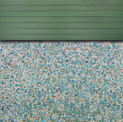 Aggregate and timber details
