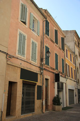 Street in Salon the Provence