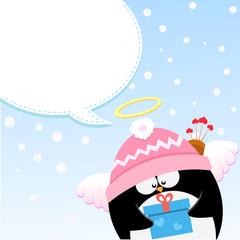 Cupid Penguin's Message