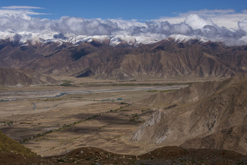 The Himalayas - Tibet - China