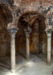 Arab baths in Majorca
