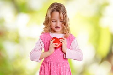 Kind, Herz, Liebe