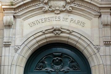 Sorbonne University in Paris.