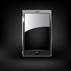 Smart phone editable vector file.