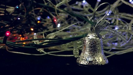 Decorative festive garland