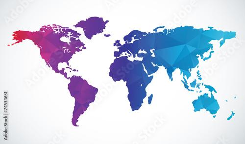 Streszczenie mapa świata