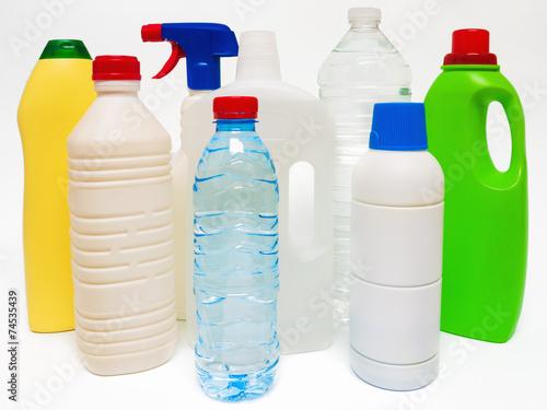Plastikflaschen - 74535439