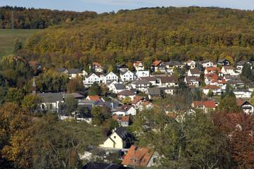 Engenhahn, Ort, Dorf, Niedernhausen,  Rheingau-Taunus-Kreis,