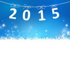 Silvester 2015 Schnee