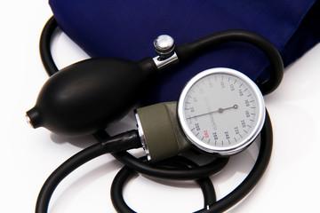 Blood pressure meter medical equipment