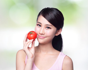 tomato is great for health