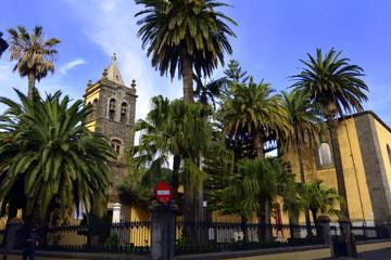 Iglesia y exconvento de San Agustín.San Cristóbal de la Laguna