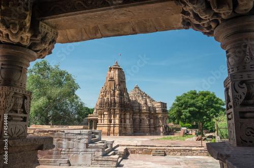 Papiers peints Inde Ancient Jain temple of Bijolia