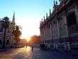 canvas print picture - Sevilla