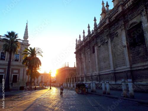 canvas print picture Sevilla
