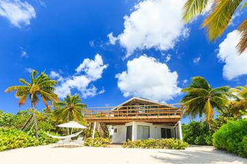 Beach house at the 7 mile beach, Grand Cayman
