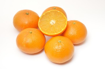 Many clementines