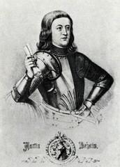 Martin Behaim, German mariner, artist, cosmographer