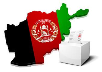 ballotbox Afghanistan