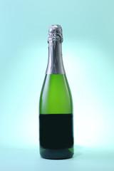bottiglia di spumante