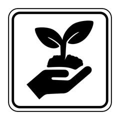 Logo plante.