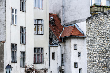 Historische Architektur in Sopron
