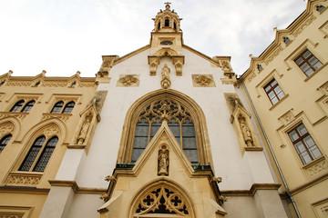 Alte Kirche in Sopran
