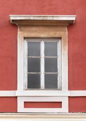 Aged window