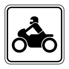 Logo moto.