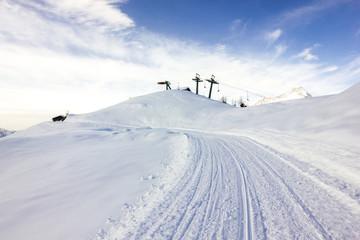 Impianto di risalita e piste da sci