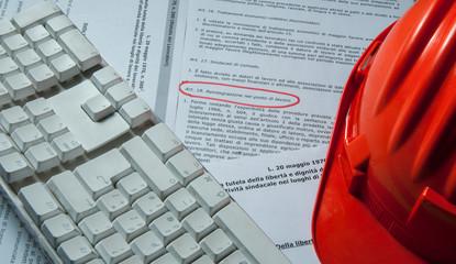 jobs act, statuto dei lavoratori, art 18