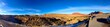 canvas print picture - Sunny day in the Utah Desert