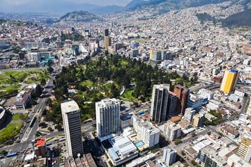 Quito, El Ejido y Panecillo