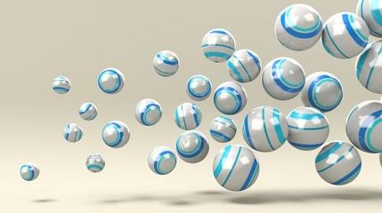 Insieme di sfere © The Creative Box