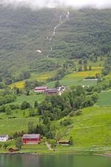 Nordfjord in Olden,Sogn og Fjordane Norway