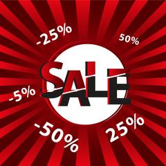 SAle discount background