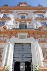 Hospital de la Caridad museum Seville Spain