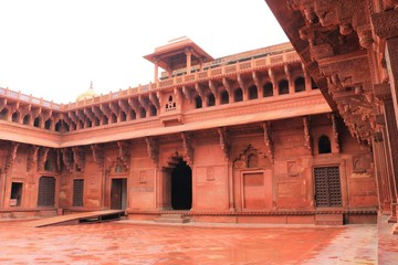 Agra  red Fort, Uttar Pradesh, India