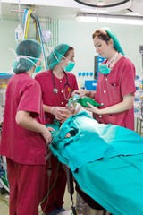Surgery anesthetics