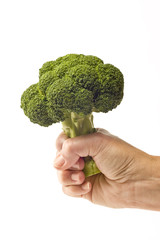 Handful of Broccoli