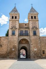 Toledo's gate Spain