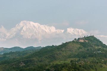 The mighty Annapurna